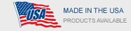 Made in the USA. Products Available.
