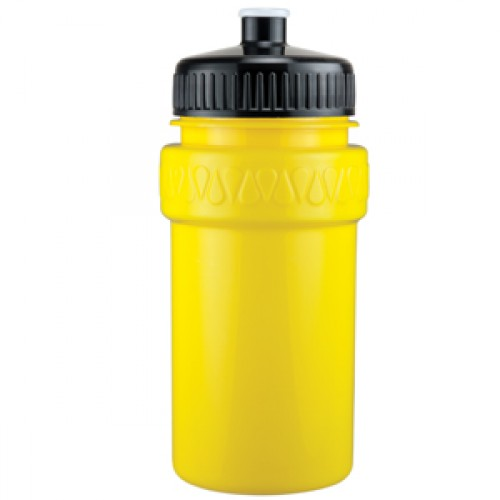 Custom Promotional 16 Oz Mini Muscle Bottle With Push
