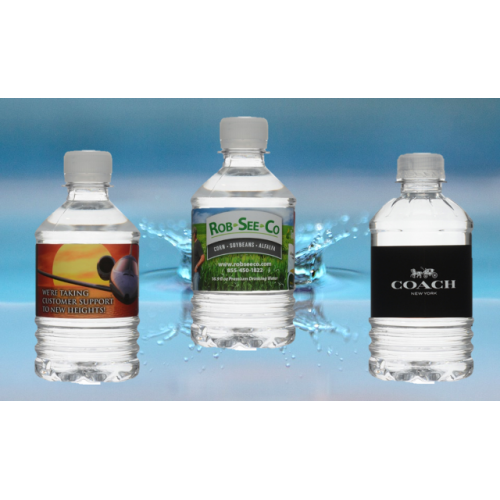 10 Oz. Bottled Purified Water