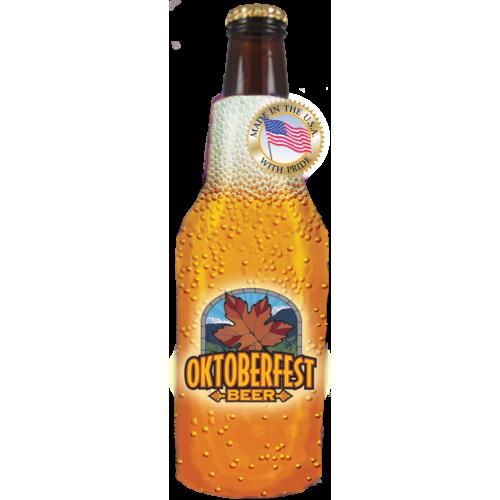 Slide Over Bottle Coolie - 4 Color Process
