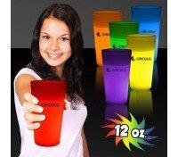 12 Oz. Glow Cups