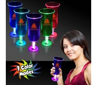 16 Oz. Light-Up Hurricane Glass