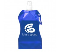 Wave Collapsible Water Bottle