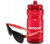 20 Oz. Bottle & Sunglasses Surf 'n Sun Sport Set