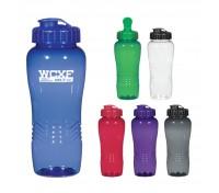 26 Oz. Poly-Clean™ Wave Bottle