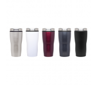 16 Oz. Stealth Stainless Steel Tumbler