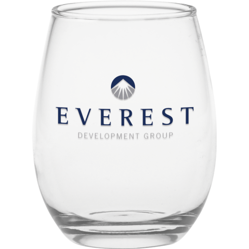 12 Oz. Stemless Wine Glass