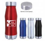 16 Oz. Cassel Swiggy Stainless Steel Bottle
