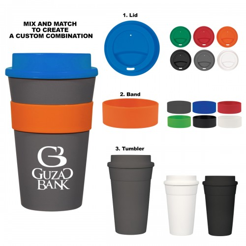 16 Oz. Travel Tumbler