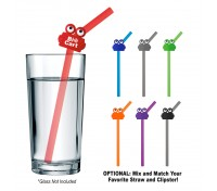 Stainless Steel & Silicone Straws