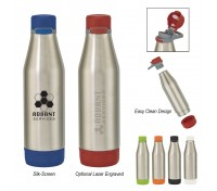18 Oz. Easy Cleaning Stainless Steel Bottle