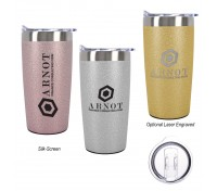 20 Oz. Iced Out Stainless Steel Himalayan Tumbler