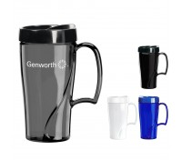 16 Oz. Arrondi™ Travel Mug - Made in the USA !