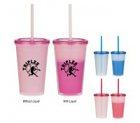 16 Oz. Economy Color Changing Tumbler