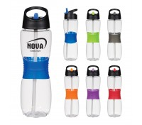 25 Oz. Tritan™ Hourglass Sports Bottle