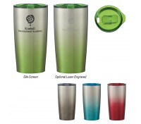20 Oz. Gradient Himalayan Stainless Steel Tumbler