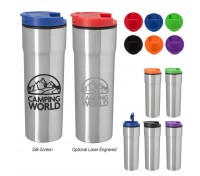 16 Oz. Segel Stainless Steel Tumbler