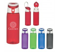 24 Oz. Tritan™ Flip Top Sports Bottle