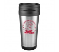 14 Oz. Stainless Steel Budget Tumbler