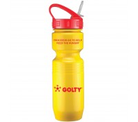 26 Oz. Jogger Bottle with Sport Sip Lid & Straw