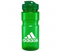 20 Oz. Translucent Recreation Bottle with Flip Top Lid