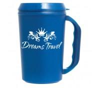 22 Oz. Insulated Travel Mug