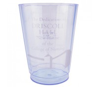 10 oz. Blue Tall Tumbler