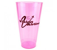 16 oz. Red Tall Tumbler