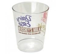 5 Oz. Tumbler Clear Plastic Cup