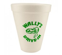10 Oz. Hot or Cold Foam Cup