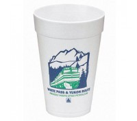 16 Oz. Hot or Cold Foam Cup