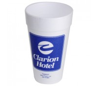 20 Oz. Hot or Cold Foam Cup