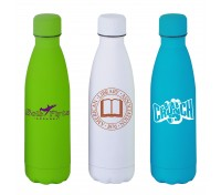 17 Oz. Matte Finish Stainless Steel Bottle