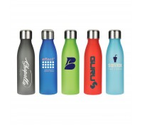 24 Oz. Tritan Bottle with Stainless Steel Cap