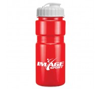 20 Oz. Recreation Bottle with Flip Top Lid