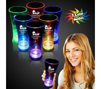 14 Oz. Light-Up Color Changing Pilsner Glass