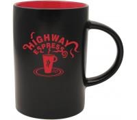14 oz. Midnight Café Mug