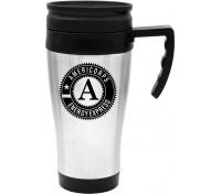 14 oz. Steel City Travel Mug
